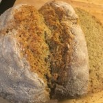 a picture of soda bread