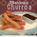 a picture of churro's