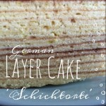 a picture of a schichtorte