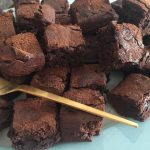 a picture of chocolate brownies