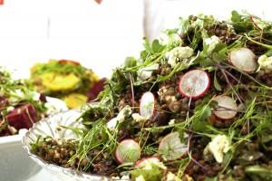Puy-lentil-salad