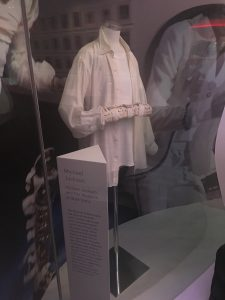 Michael Jackson at the MOSI