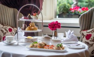 The Shelbourne Afternoon Tea