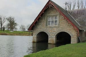 an image of the Carton House Boathouse
