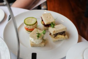 A Photo Of Gluten Free Sandwiches The G Hotel