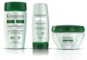 a photo of kerastase haircare